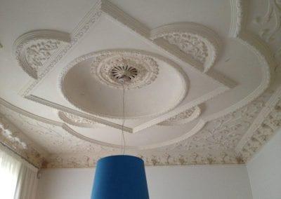 Fibrous Plaster Restoration