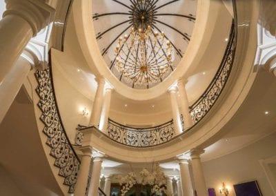 Fibrous Plaster Walls, Ceilings, Cornice, Columns & Beams